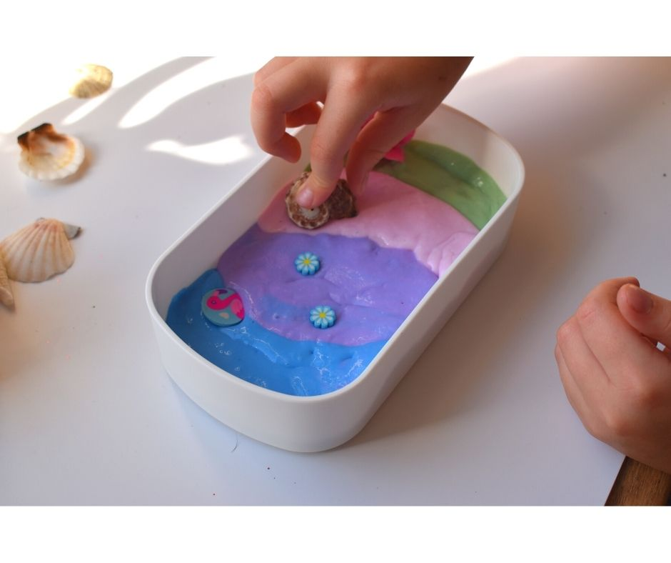 jak zrobić slime, slime diy